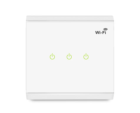 Wireless Wi-Fi Remote Control Power Switch